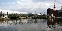 photo of Bow Locks, Lee Navigation