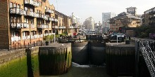 Photo of Limehouse Lock