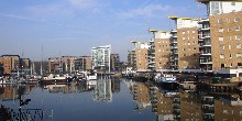 phot of limehouse bason