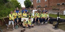 Scouts form pocket adoption groups