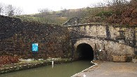 photo of Standedge Tunnel portal