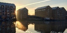 Gloucester Docks 30 Nov 2016