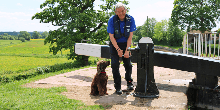 Chris volunteer lock keeper