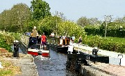 Aston top lock by Sylvia Edwards - places to visit