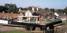 Foxton Locks Inn at the festival
