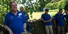 Pete Dunn, Claverton Pumping Station adoption group