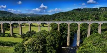 Pontcysyllte wide for places to visit