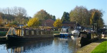 Fradley Junction moorings