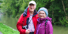 Dave and Barbara, Devizes