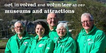 Volunteer at our M&As