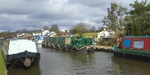 Moorings in Bilsborrow