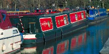 London winter moorings