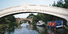 Garstang white bridge