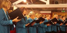 Christmas Concert at the National Waterways Museum Ellesmere Port