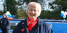 Janet at Alvechurch
