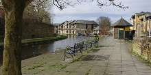 Penny Street towpath, Lancaster