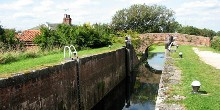 Woolsthorpe Lock 17
