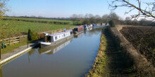 Sutton Cheney moorings