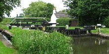 Rufford Branch, Burscough, Runnel Brow Lock