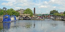 Victoria Quays Sheffield & Tinsley Canal