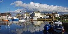 Glasson Dock courtesy Ian Taylor
