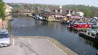 Apsley Basin - the one on the Huddersfield Broad Canal