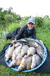 A bag full of bream: Richard Ray