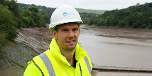 Toddbrook Reservoir project manager Rob Jowitt
