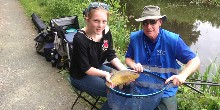 Andy Fairclough: my life as a Let's Fish! coach